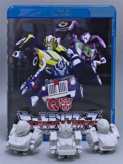 Transformer Mini Q Bumblebee Oprimus Prime Lockdown Ori Takara q transformers optimus prime bumblebee and lockdown unpainted minifigures transformers news