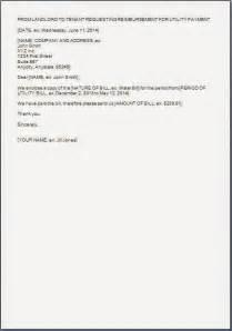 Reimbursement Letter Template Every Bit Of Life Money Reimbursement Request Letter