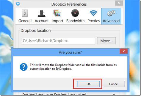 dropbox daily limit daily windows tips move dropbox folder to external