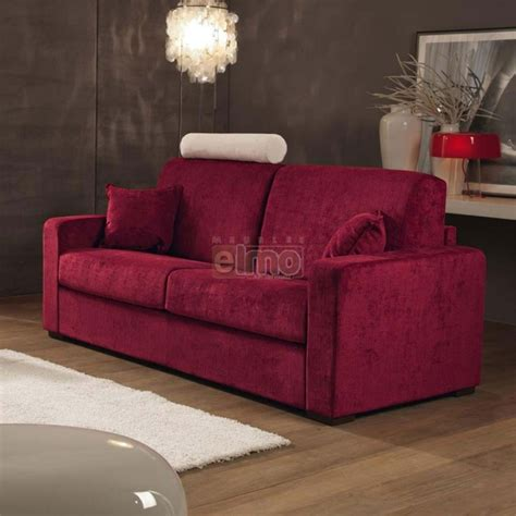 canap 233 lit convertible 3 places grand couchage gerry