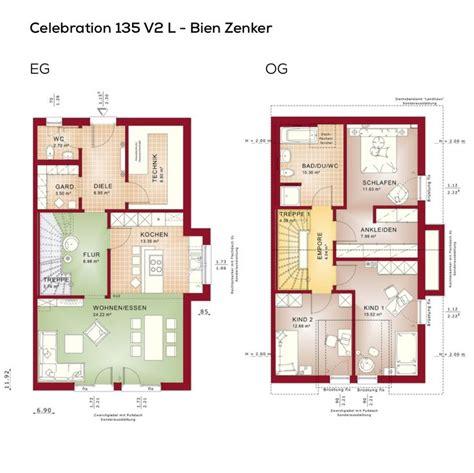 grundrisse doppelhaus mit satteldach architektur