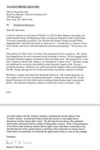 Demand Letter New York Ny Times Writes Amusing Response To S Huff And Puff Letter