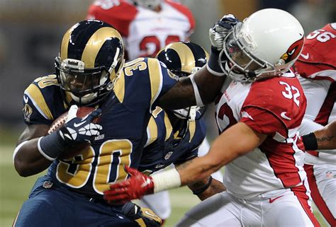 rams vs cardinals nfl week 10 football odds