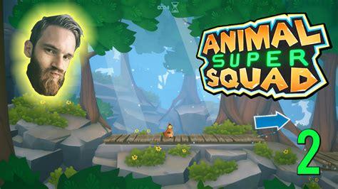 secret level animal super squad pt