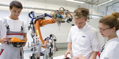 Duales Studium Bei Audi by Duale Ausbildung Bei Audi Berufsstart In Die Digitale Zukunft