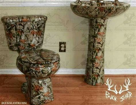 17 best ideas about camo bathroom on camo home