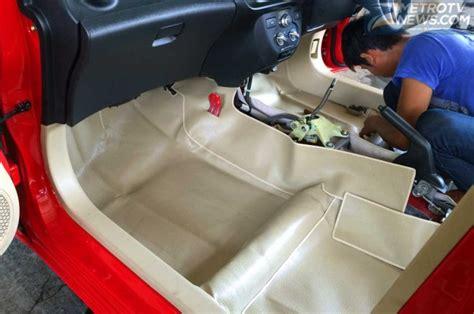 Karpet Peredam Avanza tips cegah bau di kabin mobil wajib tambah karpet dasar