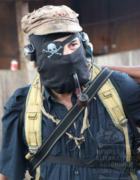 Subcomandante Marcos marcos announces new identity as subcomandante insurgente