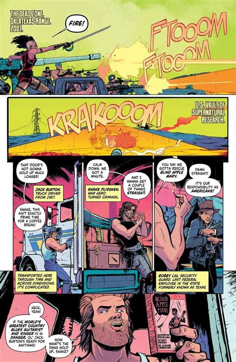 hilo book 3 the great big boom preview big trouble in china escape from new york