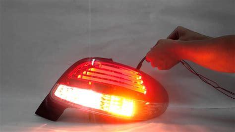 Peugeot 206 Lights 206 3d 5d Hatchback 1998 2010 Led Rear Light