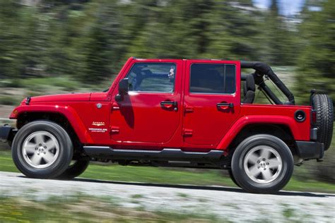 Jeep Wrangler Unlimited Sport Review 2013 Jeep Wrangler Unlimited Sport 4x4 Review Web2carz
