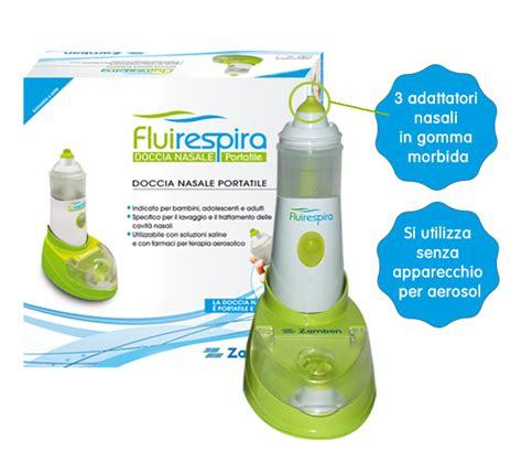 doccia nasale fluirespira doccia nasale ebay
