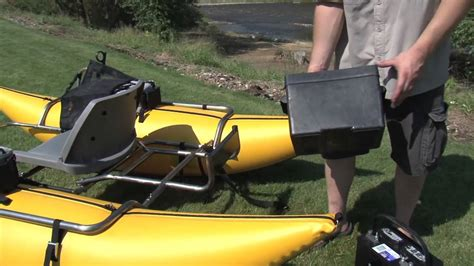 pontoon boat battery keeps dying trolling motor mount youtube