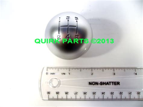 Dodge Neon Shift Knob by 2003 2005 Dodge Neon Srt 4 Shift Knob Mopar Genuine Oem