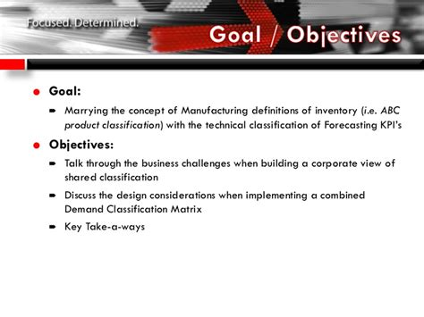 Objectives Of Demand Forecasting Mba by Demand Planning Leadership Exchange Developing A Demand
