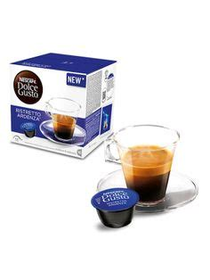 Neecafe Dolce Gusto Capsule Ristretto ristretto ardenza nescafe dolce gusto 48 capsule