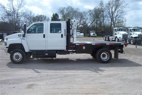 truck flat bed flatbed trucks