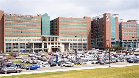 university hospital parking garage