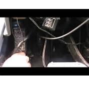 Daihatsu Rocky Under Dash Fuse Box  YouTube