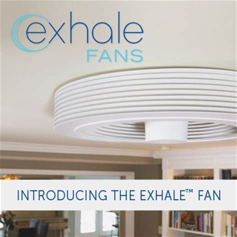 exhale fan review exhale bladeless ceiling fan