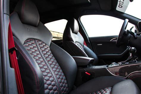 Audi Rs6 Innen by Audi Rs6 Avant Mit Blaulicht Die Ideale Kombination