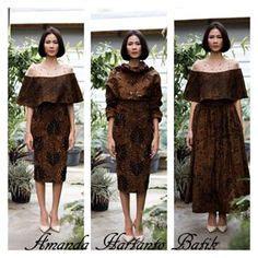 Isyana Blouse Batik pin by rika ahmad on wastra kain fabric kebaya model baju batik and batik dress