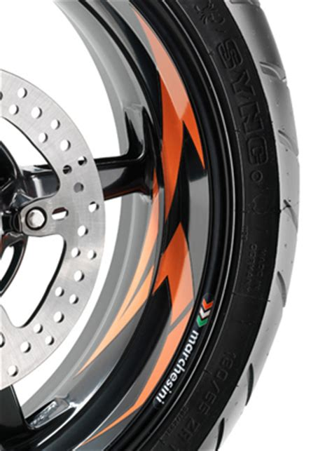 aomcmx ktm tattoo rim sticker set