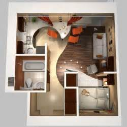 Tiny House One Level bedroom house plans with porch on tiny house floor plans one level