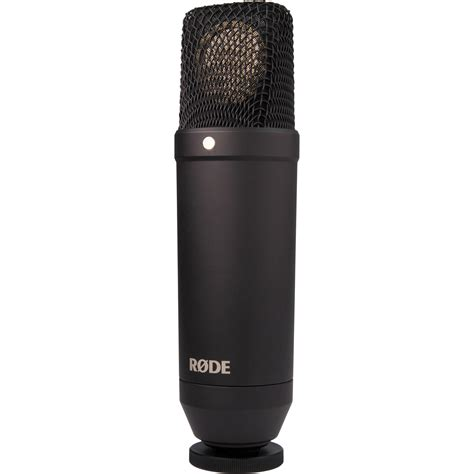 Microphone Hello Fever Single rode nt1 cardioid condenser microphone microphone only nt1 b h