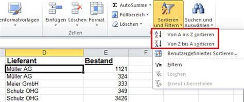 Lebenslauf Chronologisch Absteigend Oder Aufsteigend Excel Tabellen Sortieren Pcs Cus