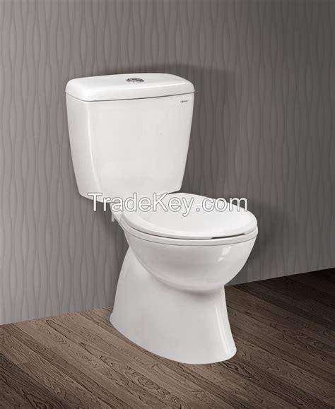 Dual Flush Water Closet by Ceramic Water Closet 2 Pieces Dual Flush Nano Finished S