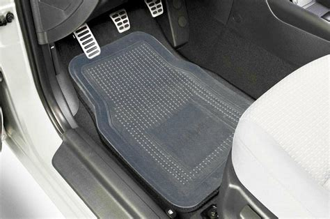 clear vinyl floor mats for cars zone tech 4 interior clear car vehicle all weather