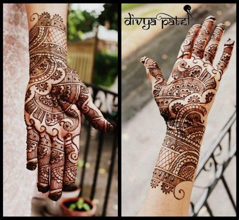 mehandi pic stunning mehandi designs by divya patel indian makeup