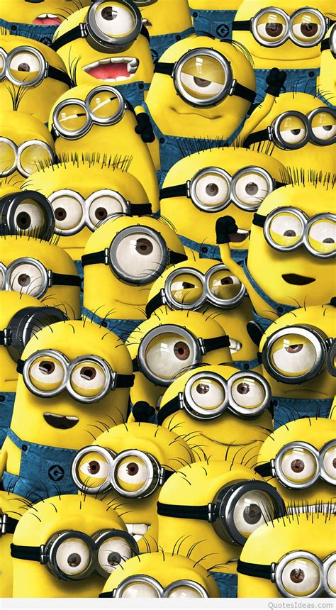 funny mobile iphone minions wallpapers backgrounds