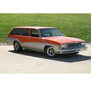1980 CHEVROLET MALIBU CUSTOM STATION WAGON  96315