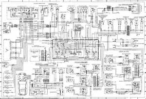wiring diagram type 928 s model 86 page porsche 928 repair