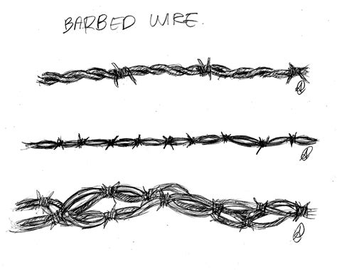 tribal barbed wire tattoo designs gallery for gt tribal designs barb wire wood