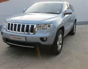used jeep grand 5 7 v8 overland for sale in