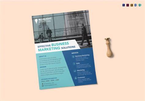 18 popular psd promotional flyer templates free premium templates