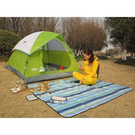 Tikar Lipat Di Shopee matras piknik foldable tikar piknik tikar tamasya tikar