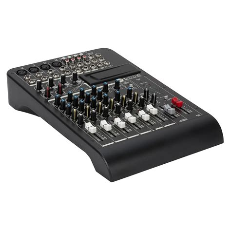 Mixer Audio 10 Channel rcf audio lpad10c 10 channel analog mixer at gear4music