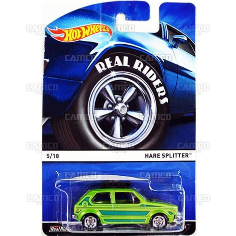 Wheels Real Riders Hare Splitter 2015 wheels heritage real riders series camco toys