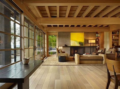 contemporary house in seattle with japanese influence 格子窓が日本っぽい la maison de style moderne pinterest 건축 홈