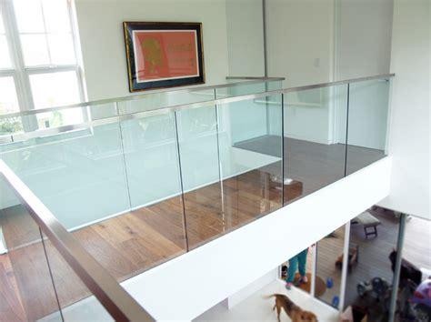 Miami Beach Home Glass Railings Installation   Modern