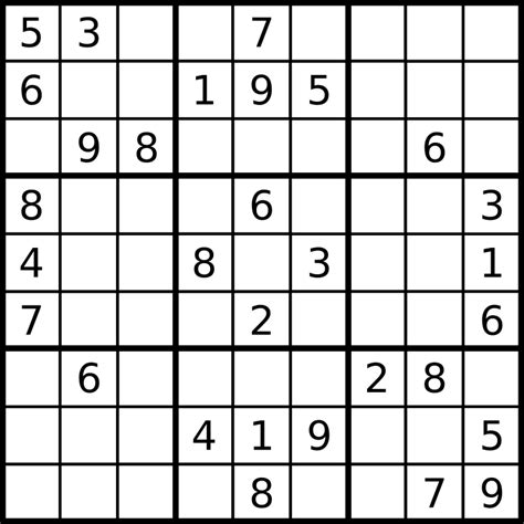 free printable sudoku generator file sudoku by l2g 20050714 svg wikipedia