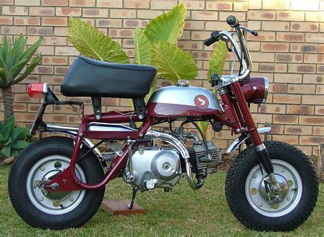 Honda Motorrad Japan Modelle by Honda Z50a Wikipedia