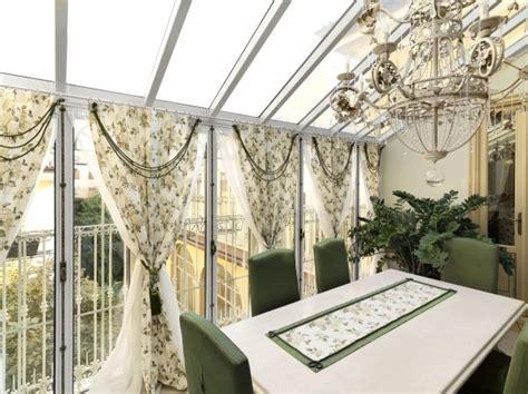 veranda definizione veranda veranda classica per attico cagis