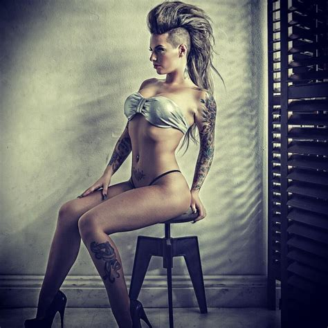 how to do christy mack hair christy mack stunners with style pinterest