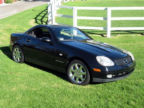 mercedes slk 2000 100 2000 mercedes slk230 still image gallery