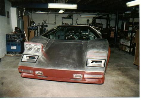 Lamborghini Built In Basement Lamborghini In Basement